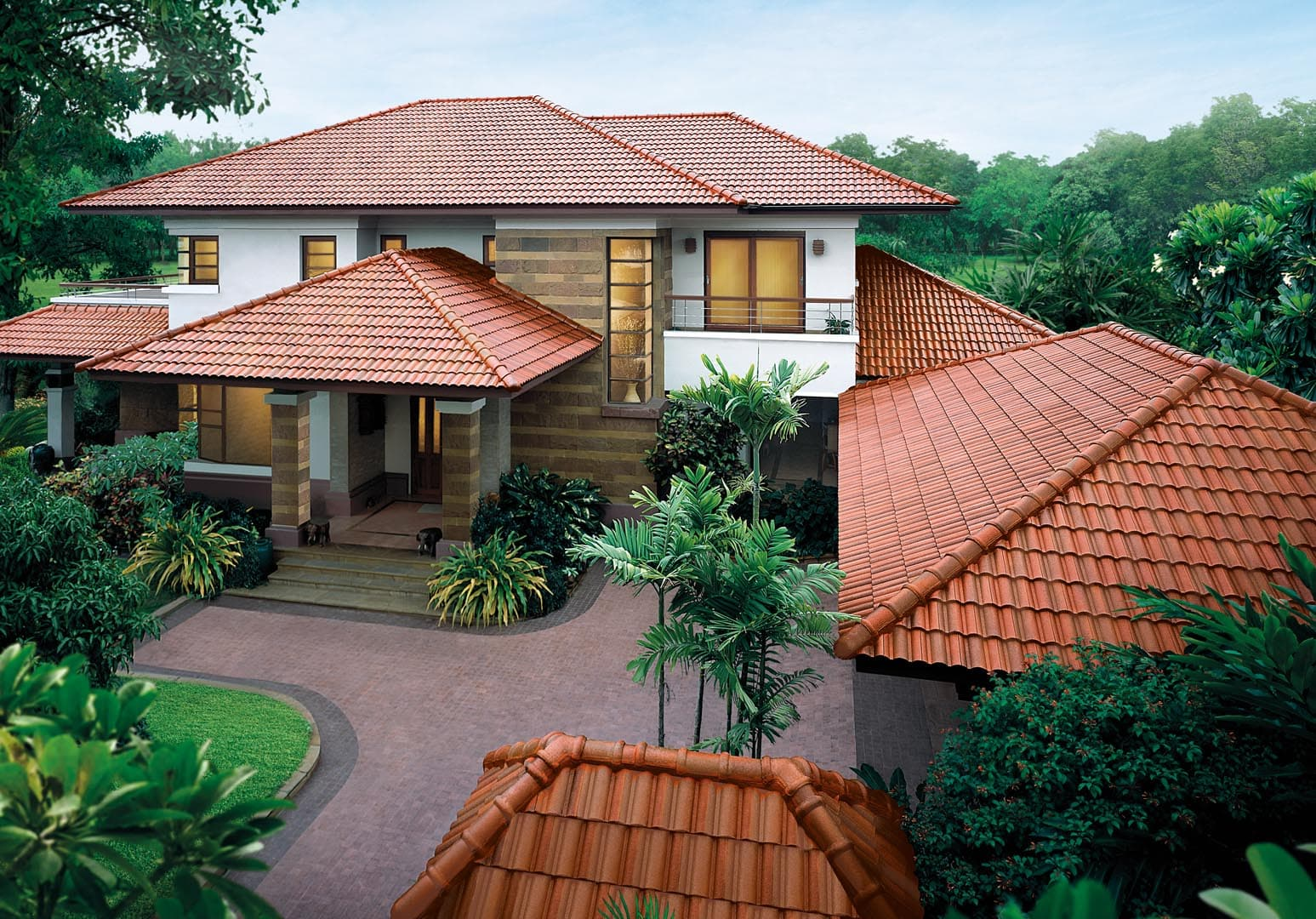 CPAC Concrete Roof Contrazz Gold