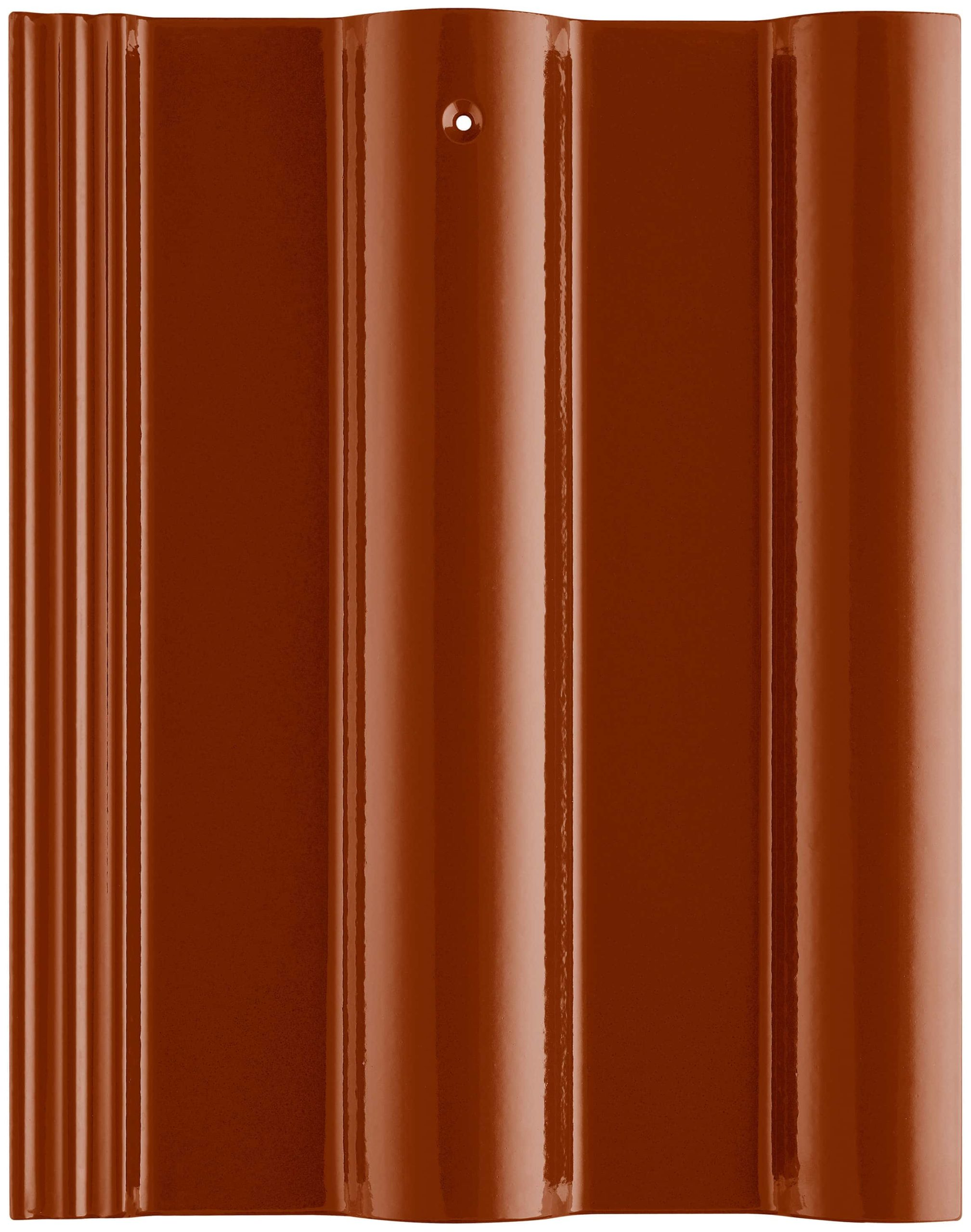 SCG Ceramic Roof Tile - EXCELLA Classic Carnelian Brown