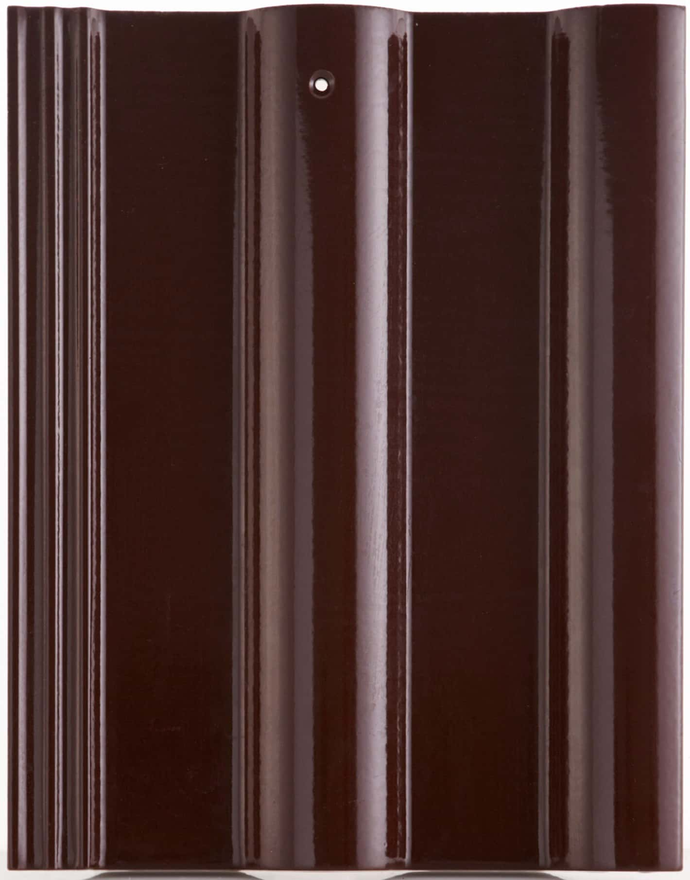 SCG Ceramic Roof Tile - EXCELLA Classic Timber Brown
