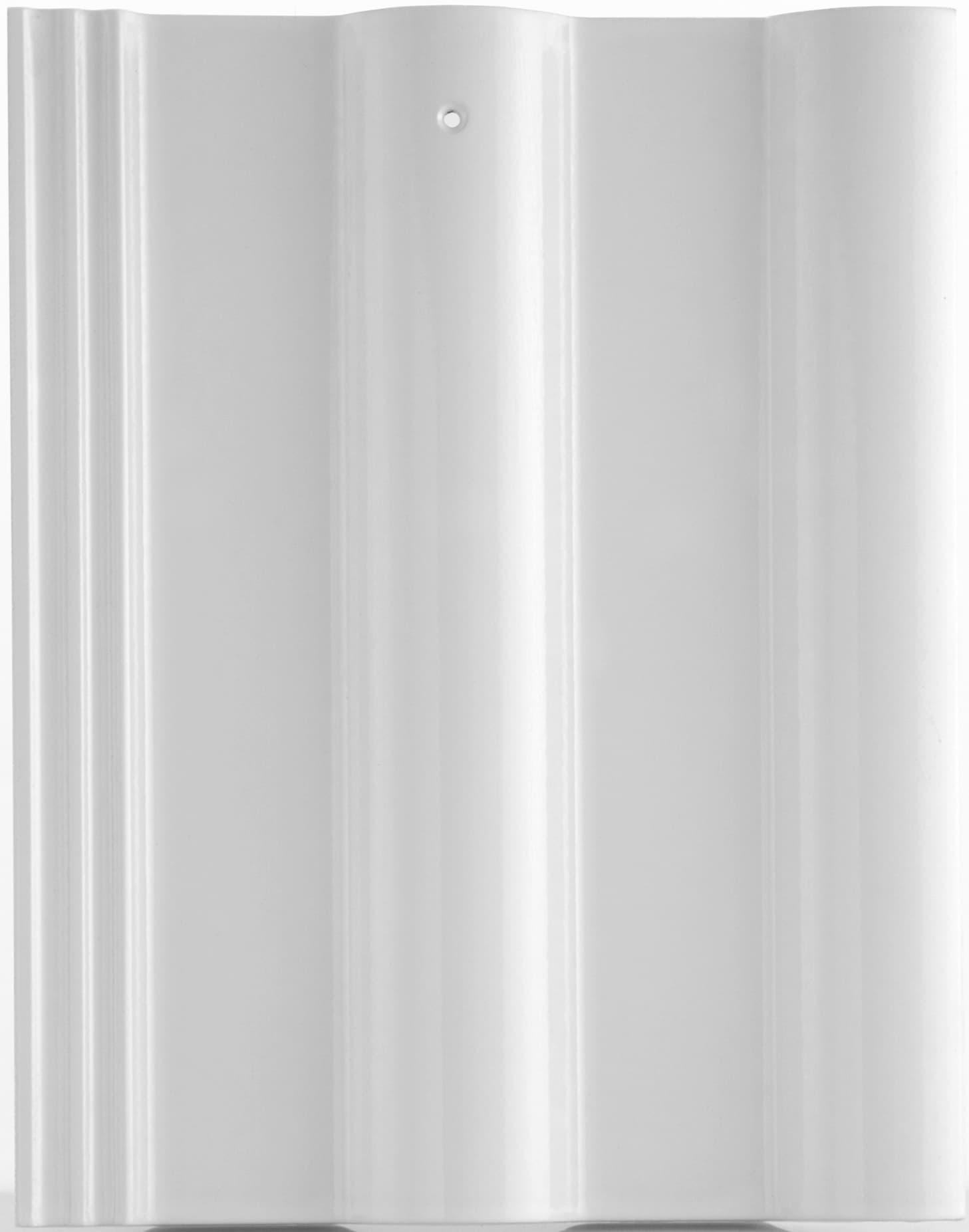SCG Ceramic Roof Tile Manufacturer - EXCELLA Classic White Pearl