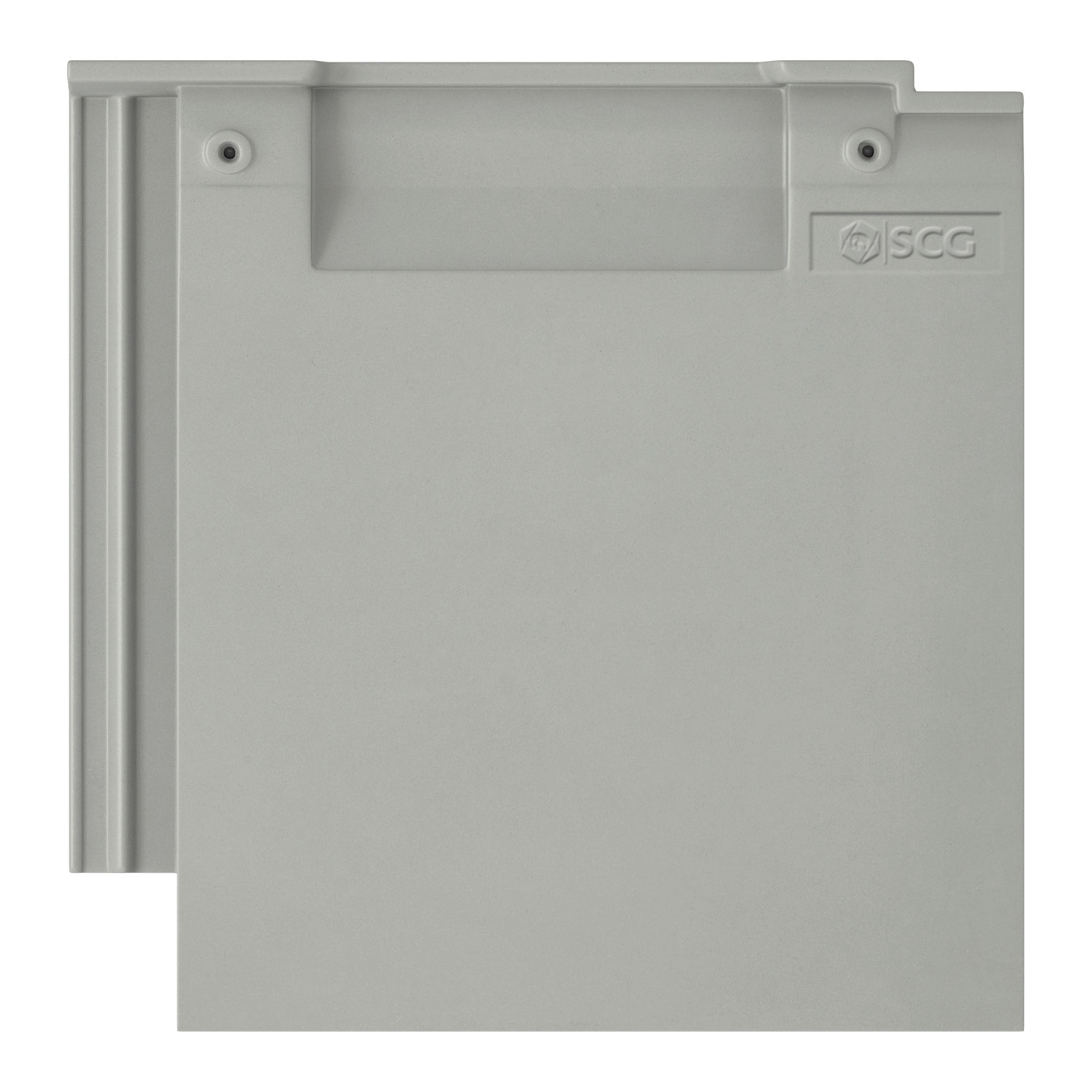 SCG Concrete Roof Manufacturer NeuStile-Grey Granite