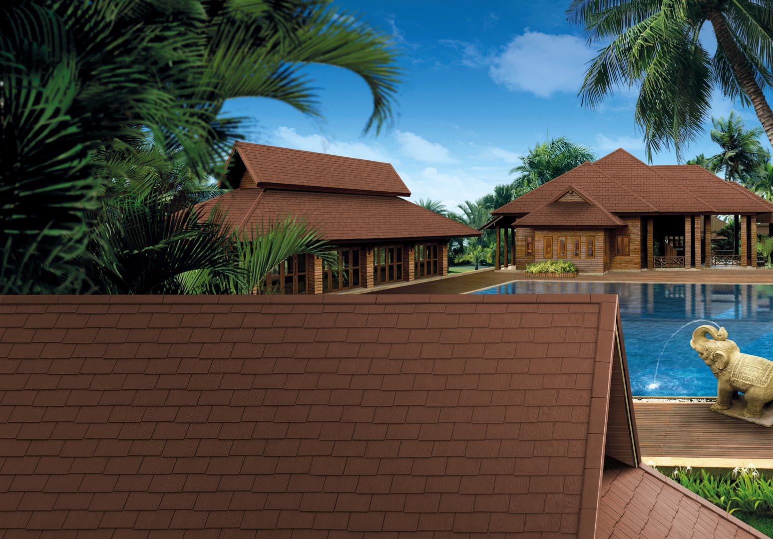 SCG-Fiber-Cement-Roof-Ayara-Timber-Grain-Golden-Teak