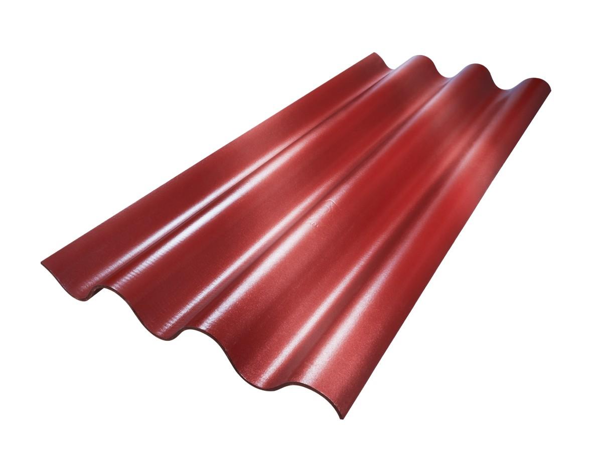 SCG Fiber Cement Roof Prolon Red Mangmee