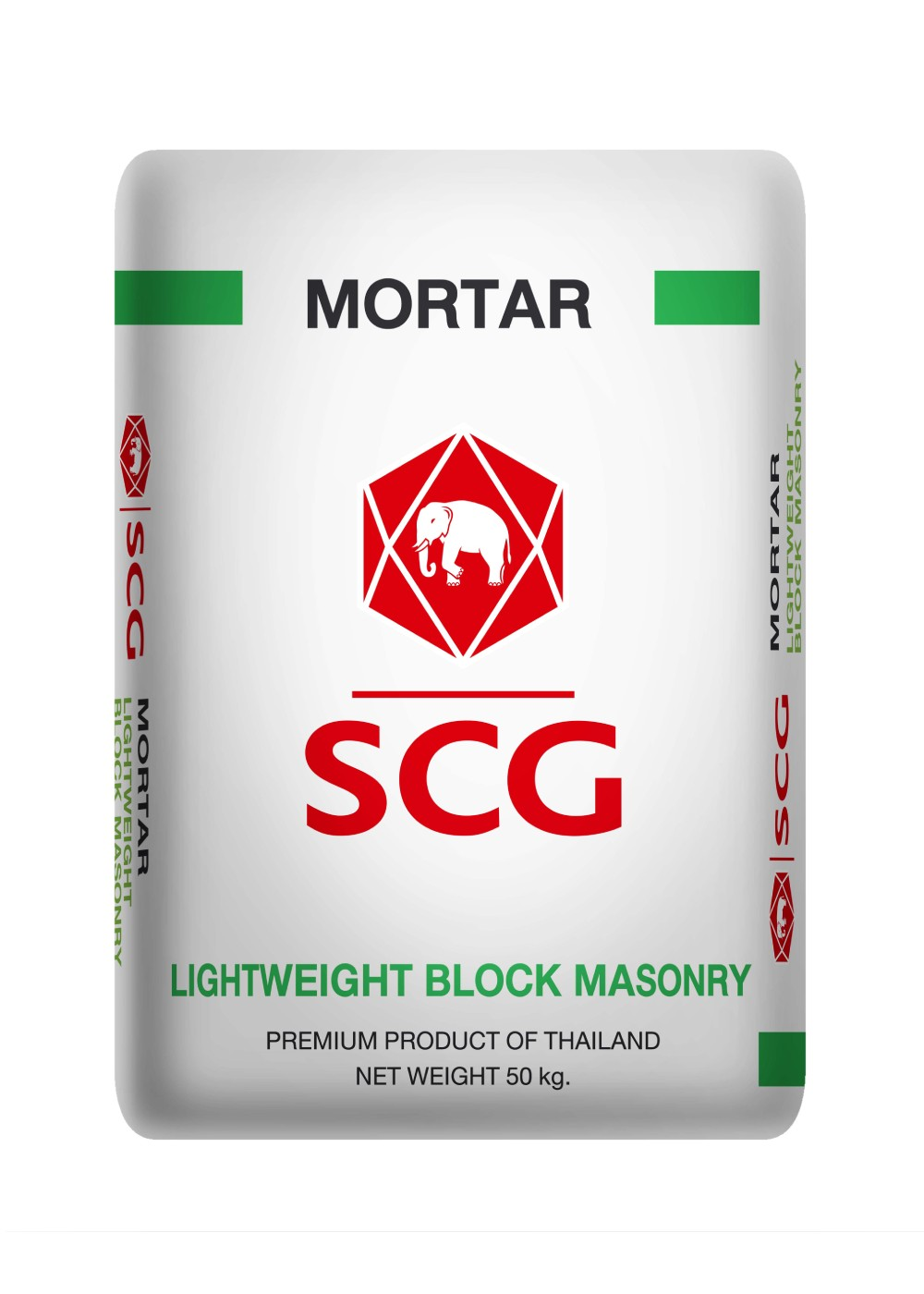 SCG Lightweight Masonry Mortar Made in Thailand