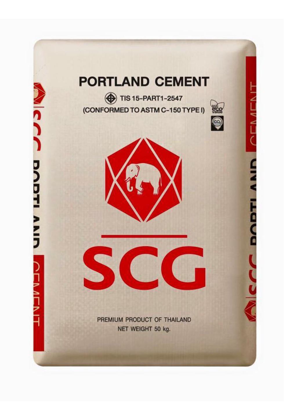 SCG Portland Cement Type I - SCG Grey Cement-SCG Cement Manufacturer