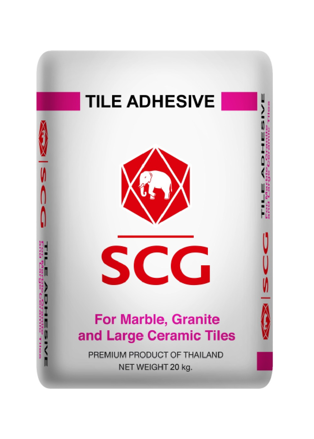 SCG Tile Adhesive for Marble Granite and Large Ceramic Tiles
