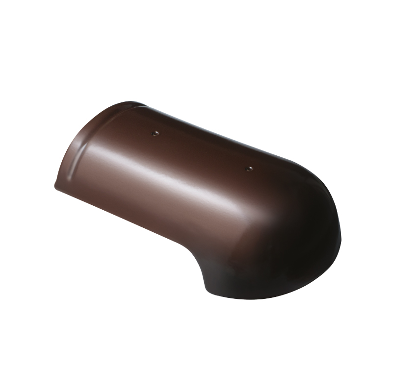 Round Hip End Celica Curve Wooden Brown