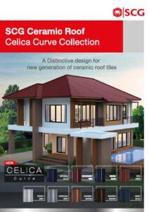 SCG Ceramic Roof Celica Curve Collection Catalog 2020