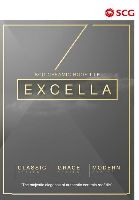 SCG Ceramic Roof Excella Catalog
