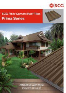 SCG Prima Roof Tile Catalog
