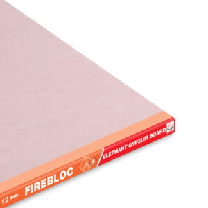Elephant Fire Bloc Gypsum Board