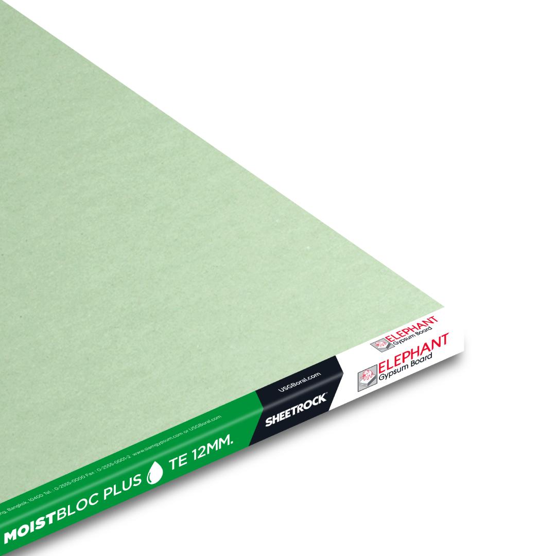 Moisture resistant Elephant Gypsum board