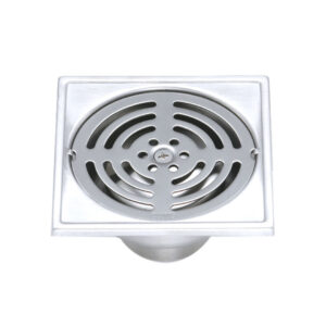 Square-Stainless-Trap-Floor-Drain-CT640Z3PHM-COTTO-Brand