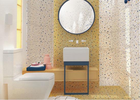 ห้องน้ำสีเหลือง-ห้องน้ำสีสันสดใส-thumb