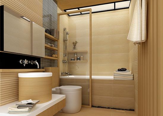 แบบห้องน้ำ-ตัวอย่างห้องน้ำสไตล์ออนเซนญี่ปุ่น
