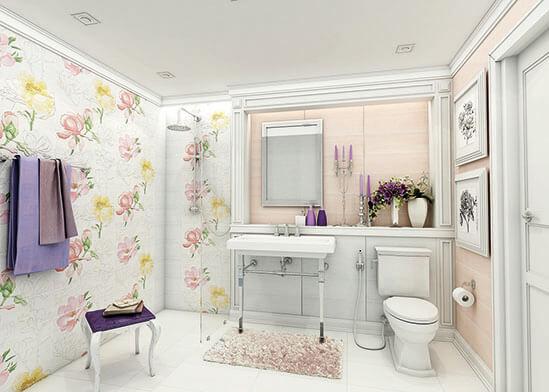 แบบห้องน้ำ-ห้องน้ำตัวอย่าง