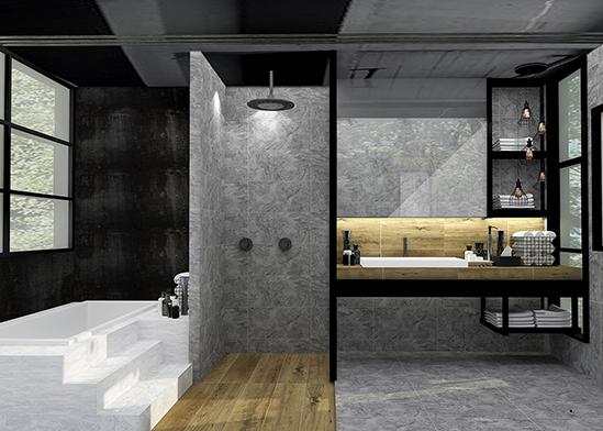 แบบห้องน้ำ-แต่งห้องน้ำสวย