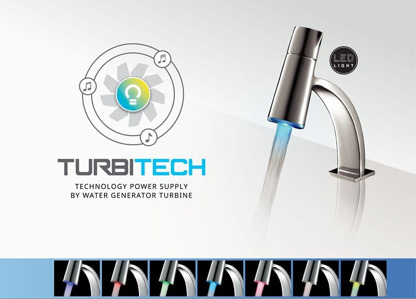 Best Seller LED Faucet in Bangladesh - Cotto Luminos CT1139A