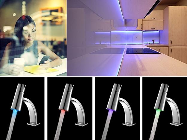 Buy LED Faucet in Bangladesh - Cotto Luminos CT1139A