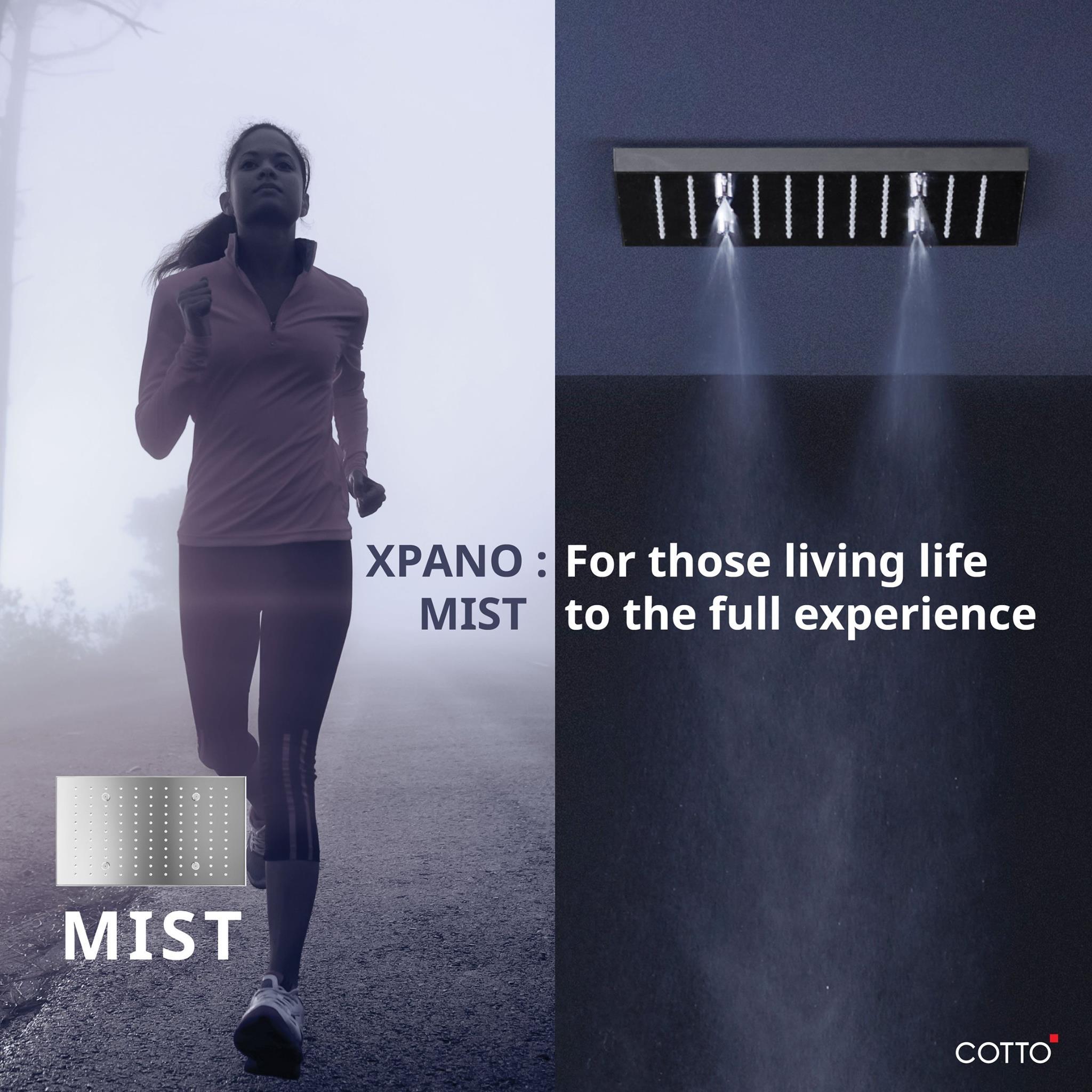 Cotto Xpano Shower Series 1