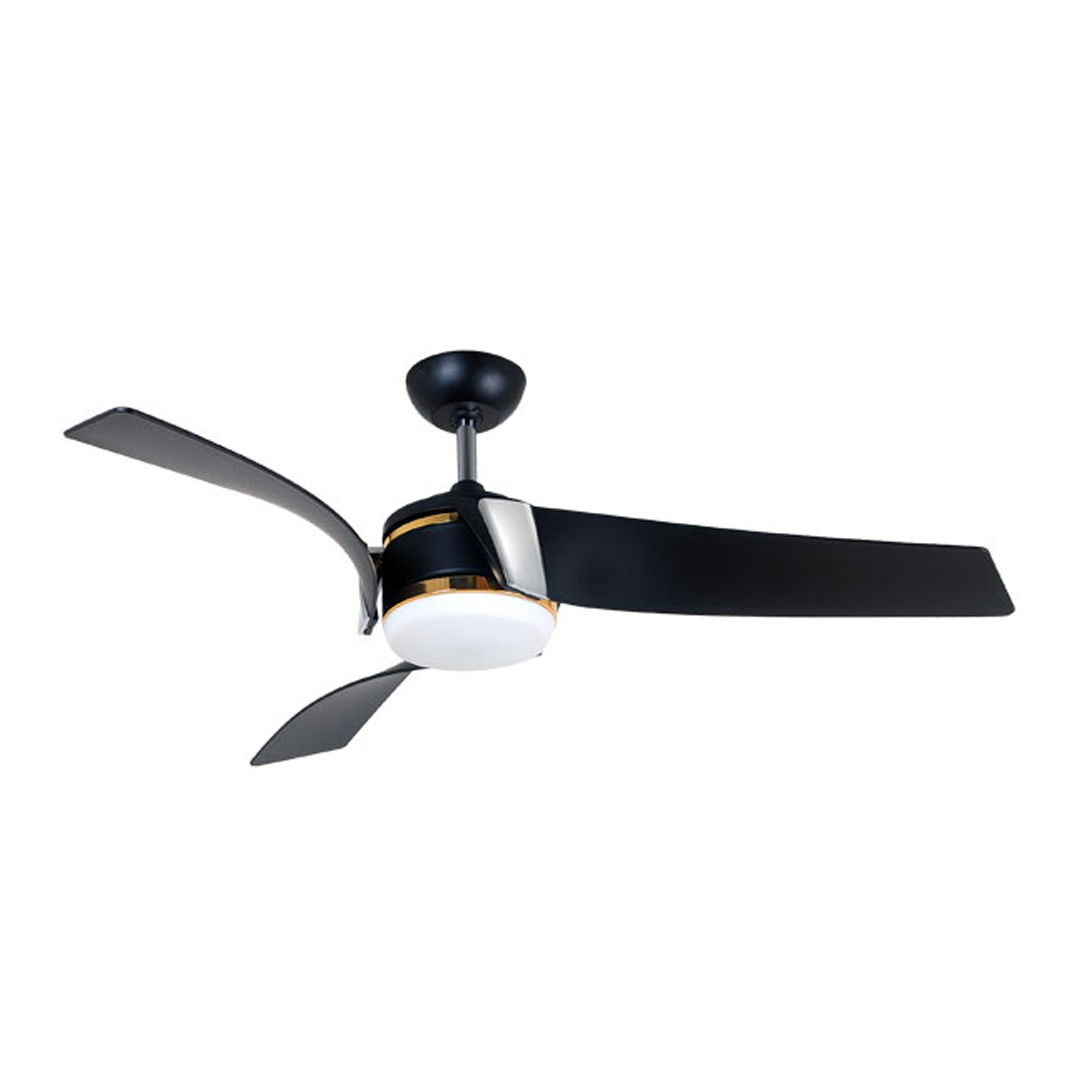 Arco Ceiling Fan - Matt Black - Ceiling Fan dealer in Bangladesh