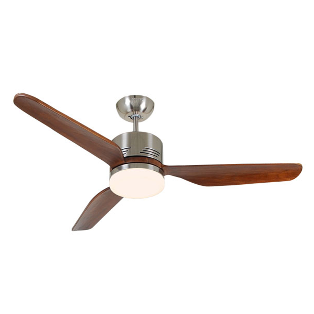 CERTHIA-52 Ceiling Fan T00091 Brushed Nikle - Ceiling Fan Dhaka