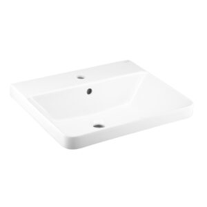 COTTO Basin Simply Modish 55 (Hygiene) Series - Standard 1 faucet hole C001057