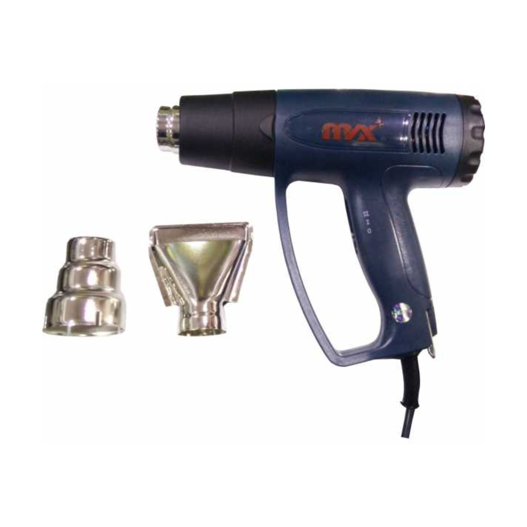 Max Power Tools Heat Gun - 2000W - HG6001