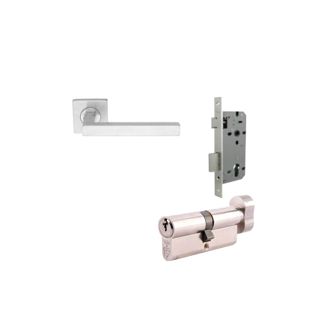 YTL702 AB Cylinder lock