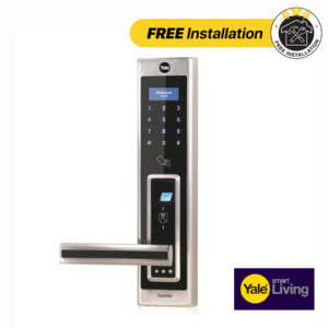 Yale Digital Mortise Lock YDME90 - FREE Installation