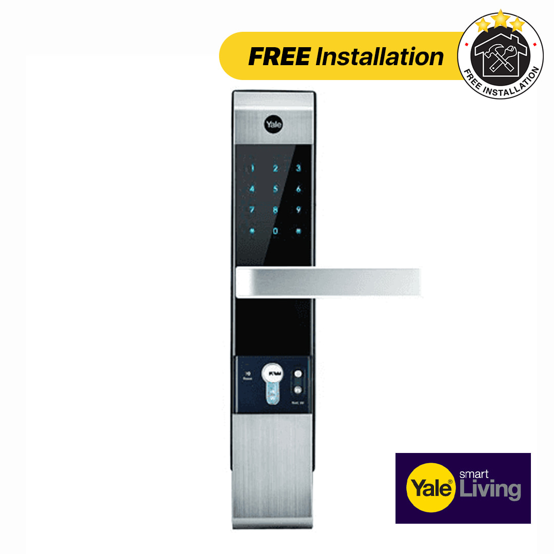 Yale Premium Proximity Card Digital Door Lock YDM 3109 - FREE Installation