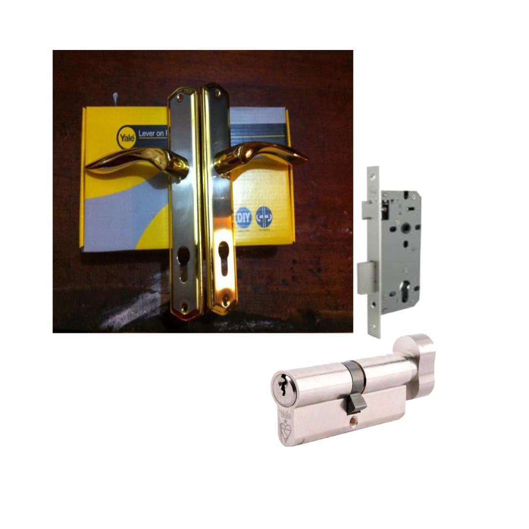 ZP325SN Cylinder Lock