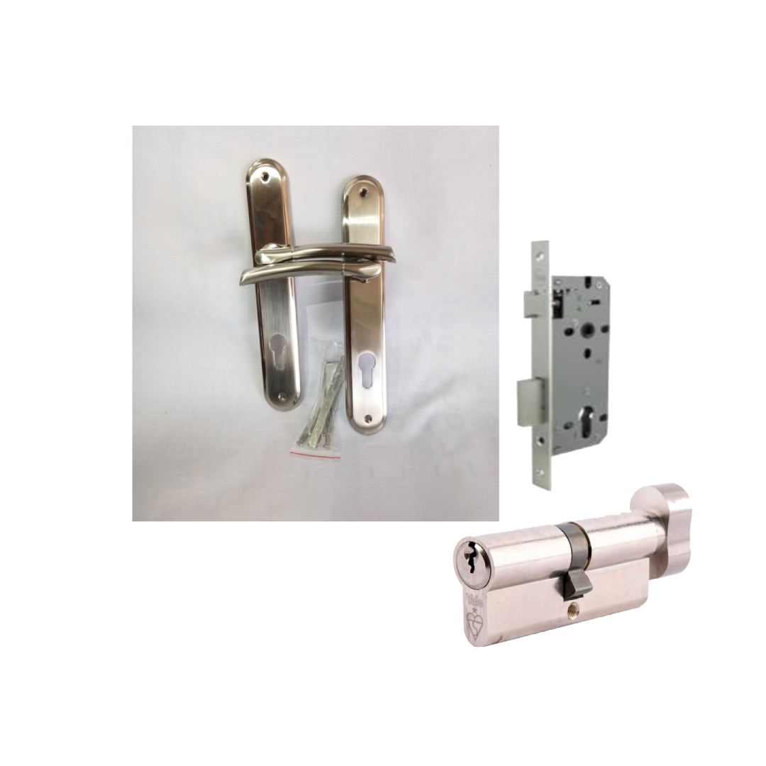 ZP414SN Cylinder lock