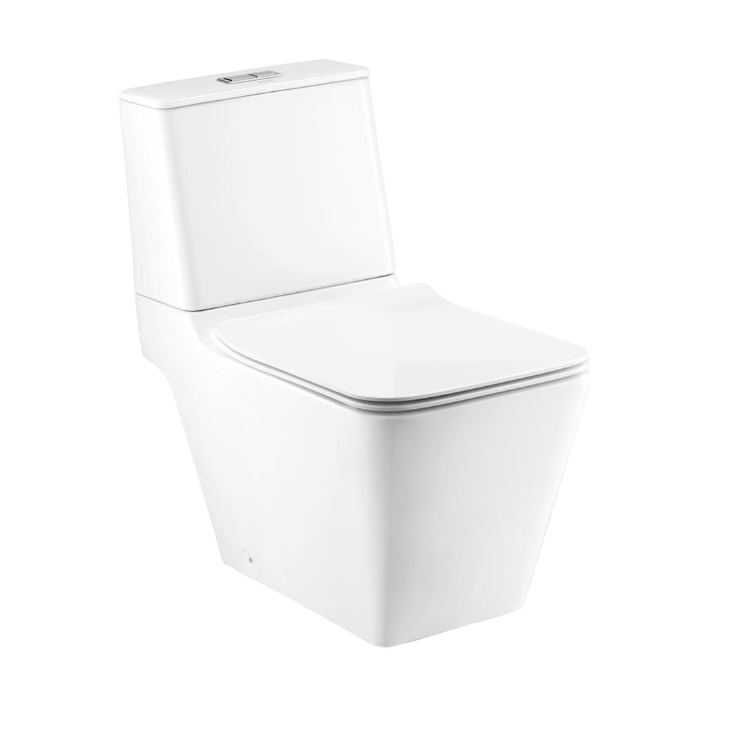 Cotto Simply modish Two piece Flush Toilet (Hygiene)
