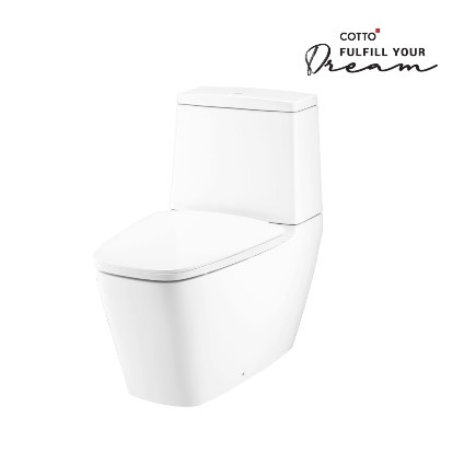 Cotto touchless flush toilet