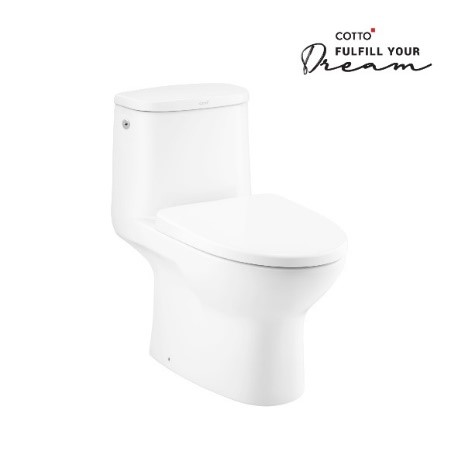 Cotto touchless sanitary ware