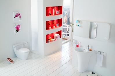 Floor wash basin design