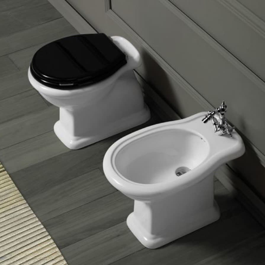 Original Flush toilet