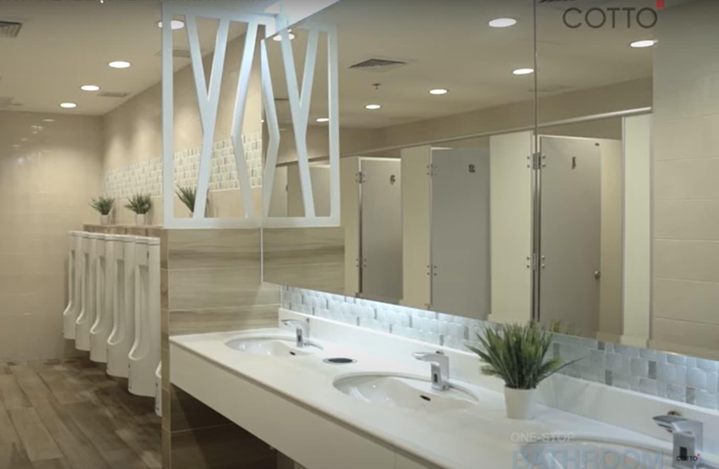 Under Counter wash Basin design sample