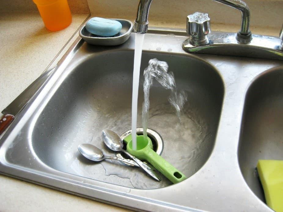 Using Kitchen sink
