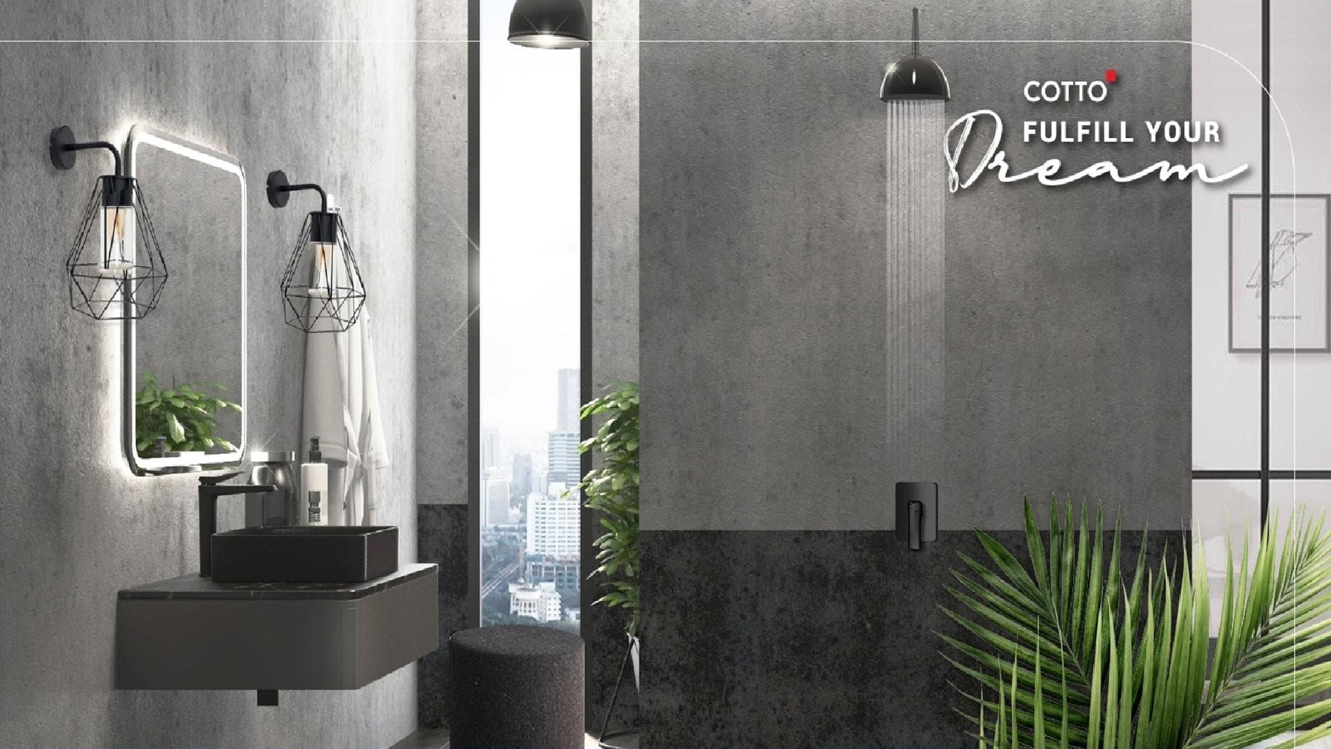 Wash basin design cover