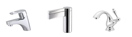 faucet directly installed on Wash Basin