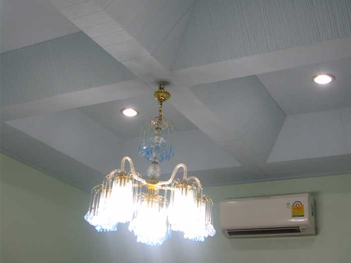 Changing for a Better Ceiling with fiber cement board (2)