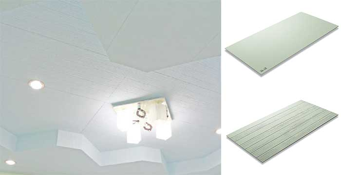 Changing for a Better Ceiling with fiber cement board (3)