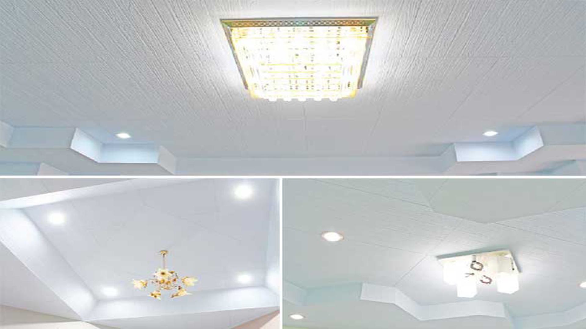 Changing for a Better Ceiling with fiber cement board