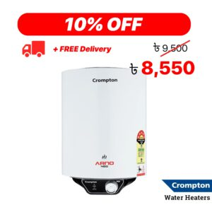 Crompton Arno Neo – Water Heater Promotion in Bangladesh