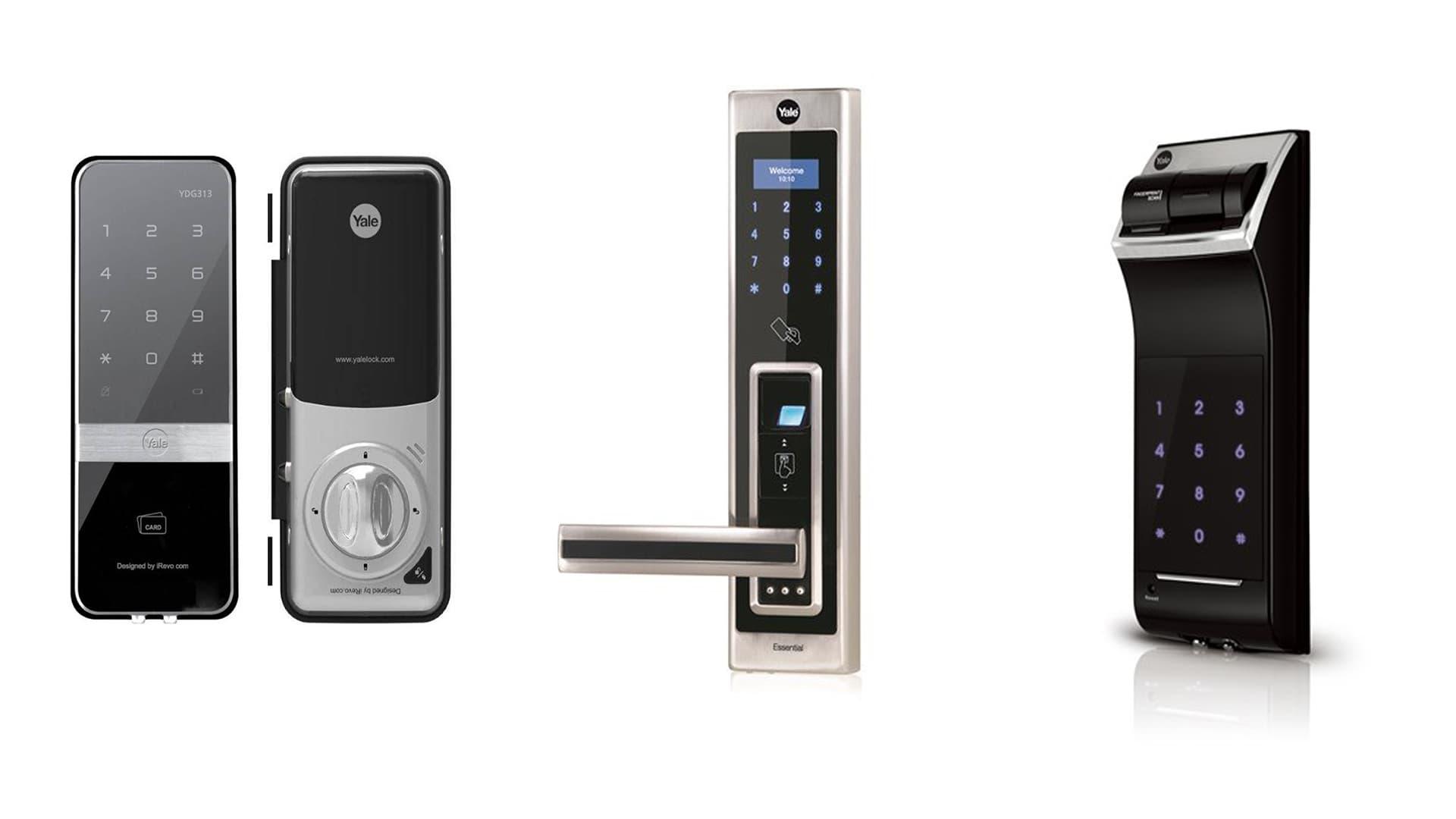 Digital door lock 1