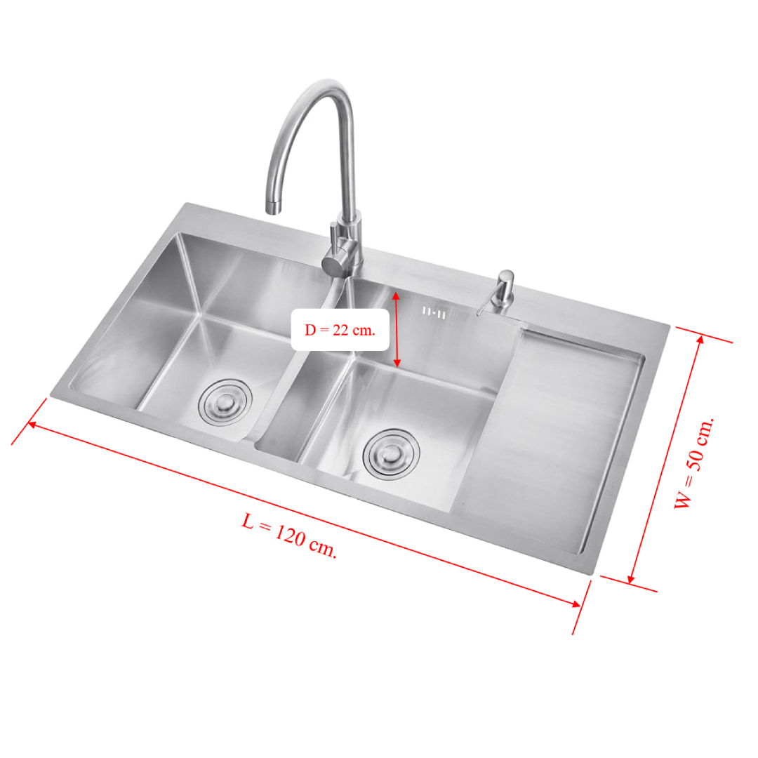 how to select materials of sink