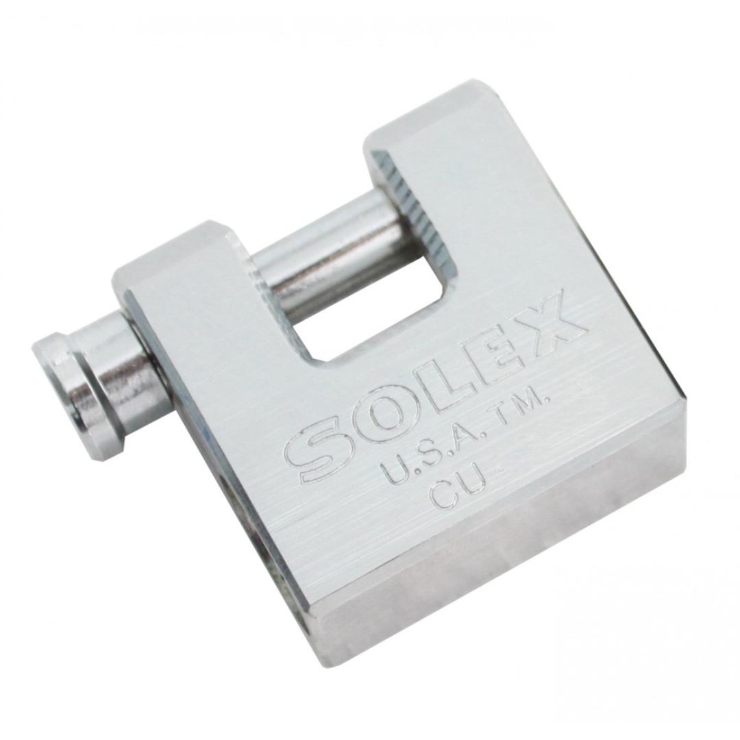 SOLEX Pad Lock - CU-67-84