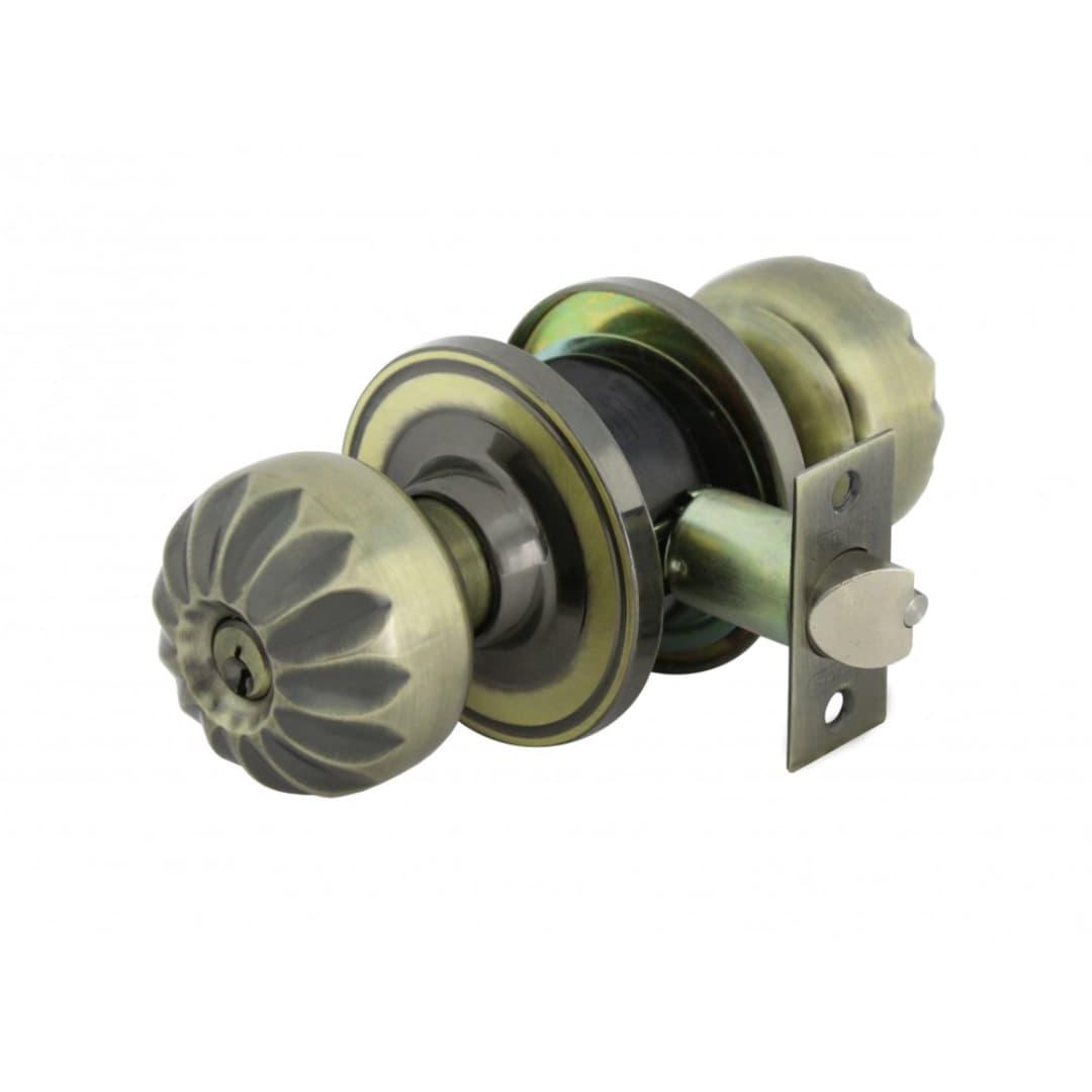 SOLEX Round Lock - 9100-AB